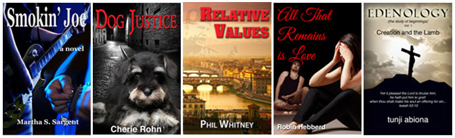 Custom indie ebook covers for Smashwords